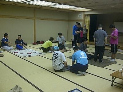 広島伝承会2014年9月