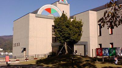 原田泰治美術館(2007年)