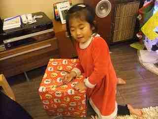 クリスマスパーティ4