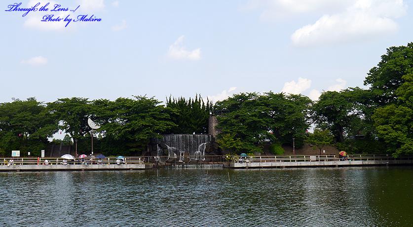 公園前(釣堀?)
