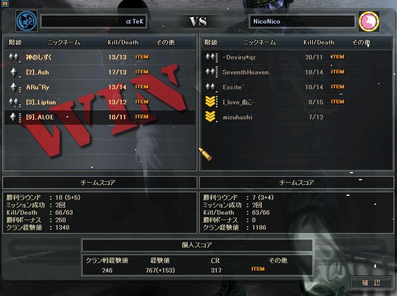 αTeK VS NicoNico