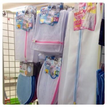 洗濯ネットはダイソーなどでも購入できます^^