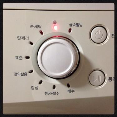 韓国でもウール洗いが出来ます^^