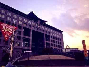 福岡の説明会会場のクローバープラザ^^