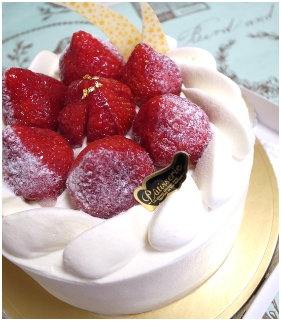 ショートケーキあまおう
