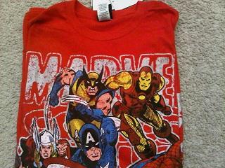 Marvel T