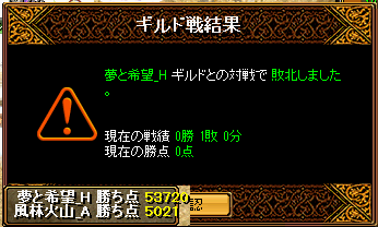 12.03.11.夢と希望_H結果