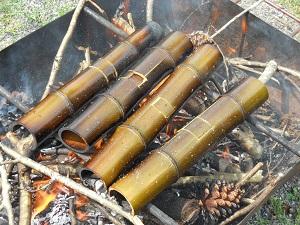 2011.6.3 竹飯