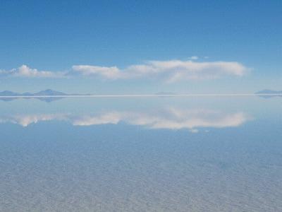 ボリビア|ウユニ塩湖2