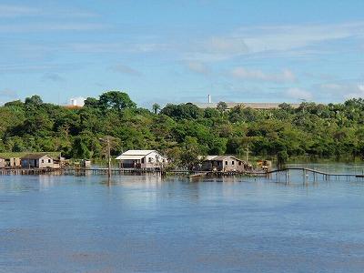 brasil-アマゾン