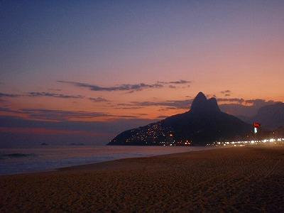 brasil-リオ