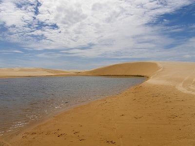 brasil-レンソイスへ