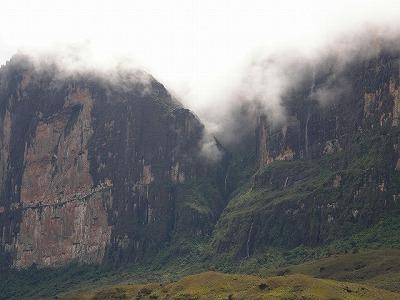 venezuela-roraima, ベネズエラ, ギアナ高地, ロライマ