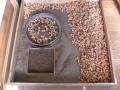 H25.11.23ピンク花ローゼルの種乾燥終了(3ℓ)@0107