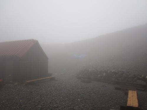 最終日悪天候・・・