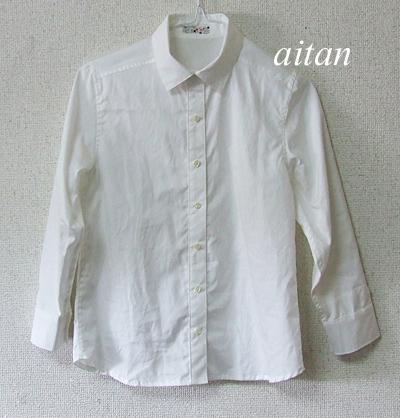 こども白シャツ