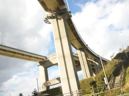 白鳥大橋展望台1