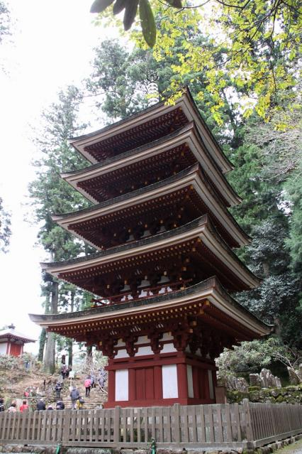 murouzi 室生寺