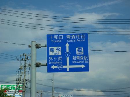 左へ曲がりま~す