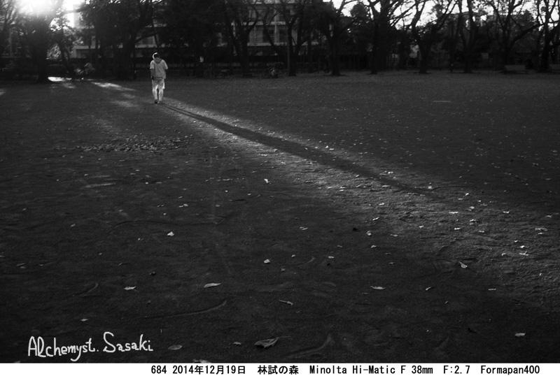 一本のフィルム684-17 Ⅱ