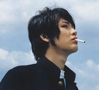 【御法度】若い頃の松田龍平 画像【青い春】