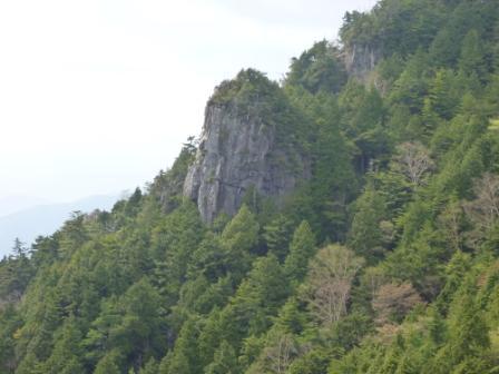 唐塩山から前山 068