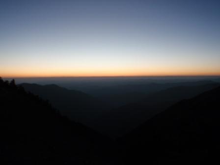 038 陽が沈む
