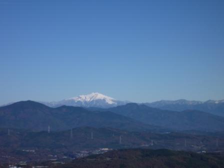 20121116 037山頂から御嶽