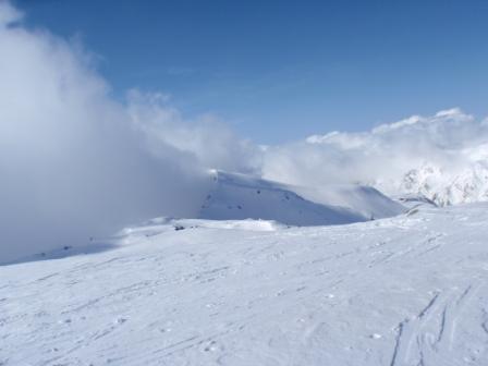 022 国見岳からガス