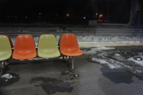2010-12 ホームの椅子