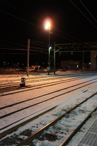 2010-12 雪のホーム