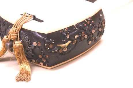 三味線の銅の美鳥花