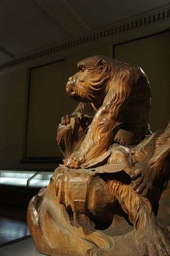 高田光雲のお猿さん