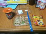 お昼ごはん-110609