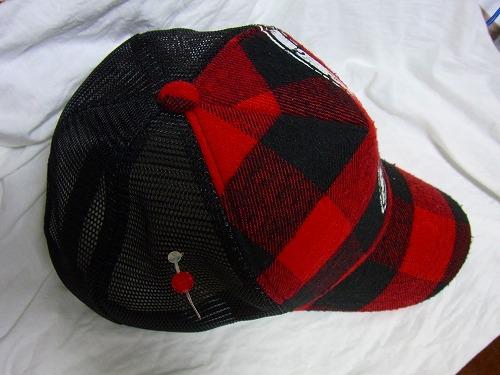 オリジナル 帽子 作成