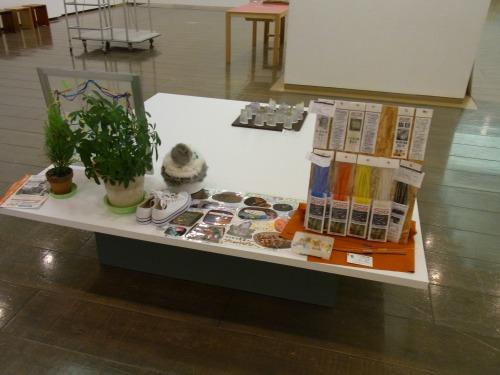 第50回富山県デザイン展に搬入完了