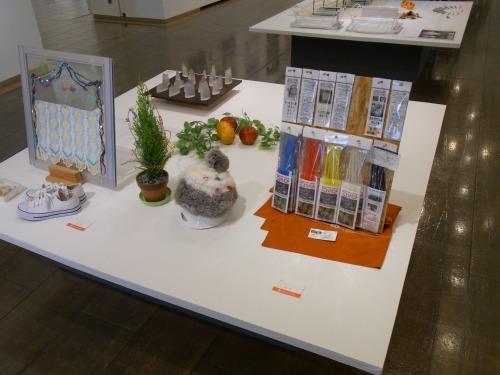 富山県デザイン展に作品を出展