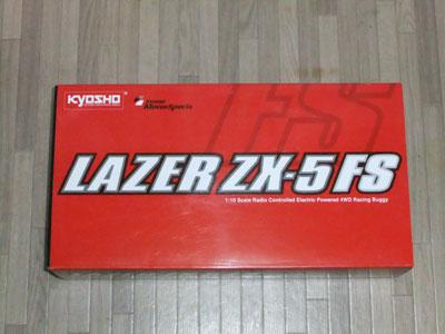 レーザーZX-5 FS2