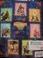 TDRのクリスマスグッズ2010