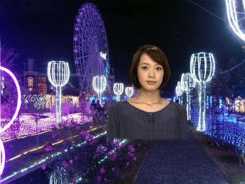 八木 麻紗子 ハウステンボスの夜