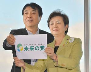日本未来の党