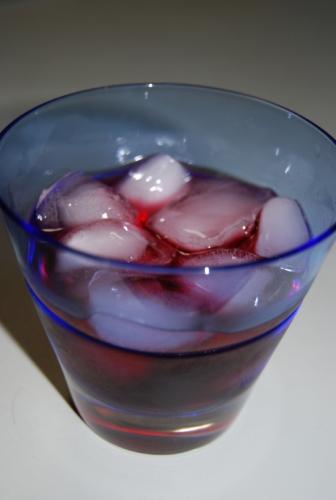 ブラックベリー酒