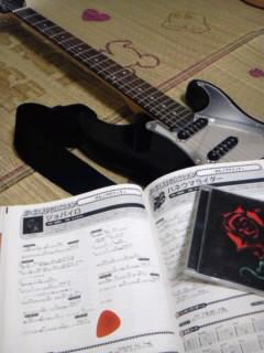 my黒ギター