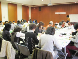 東京都練馬区光が丘図書館講習会