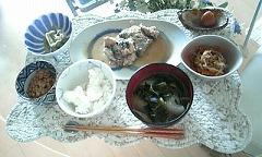 s我が家の和朝食