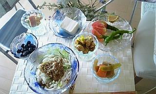 s我が家の朝食スタイル