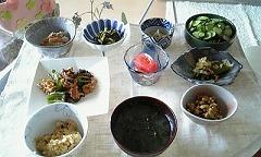 s我が家の朝食編