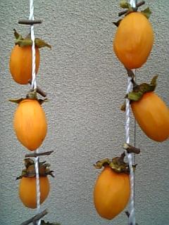 20131111干し柿