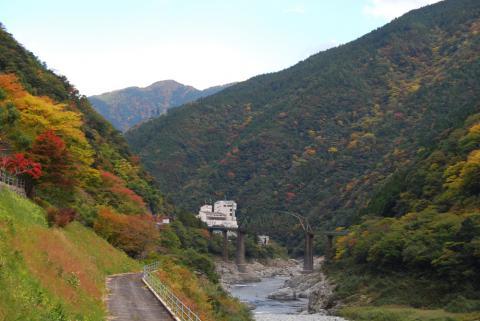 大歩危峡3