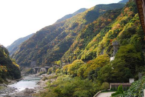大歩危峡5